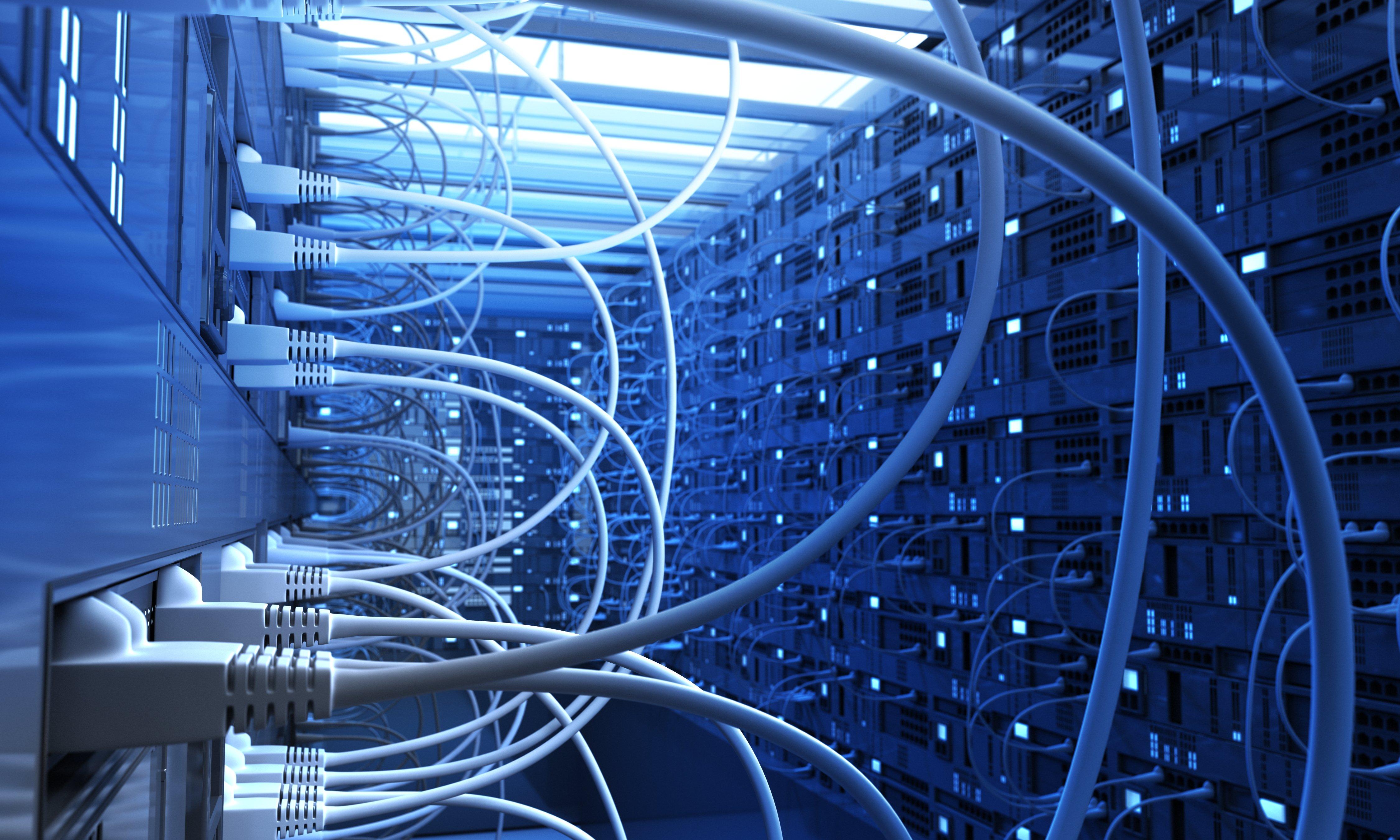 Network & Data Sistemleri<br />